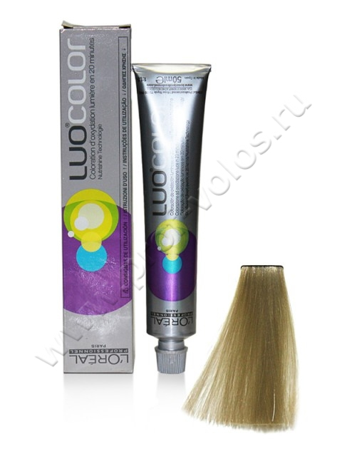 Луо колор краска для волос лореаль