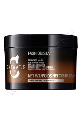 Маска Tigi Fashionista Brunette Mask (Тиджи Фэшиониста Боюнэтт Маск) 200 мл